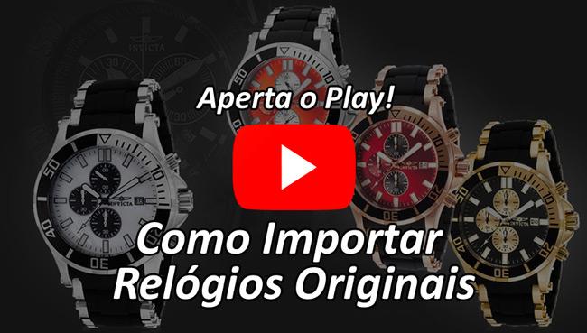 078ef63fc32 Como Importar Relógios Originais Muito Mais Barato!